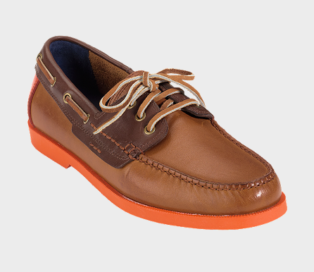 Fire Island Boat Shoe