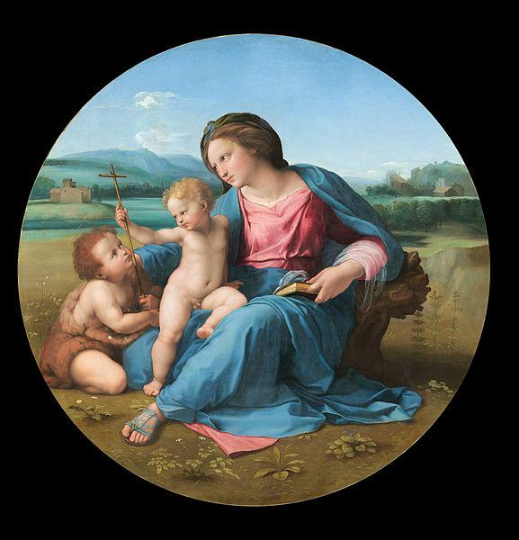 577px-Raphael_-_The_Alba_Madonna_-_Google_Art_Project.jpg