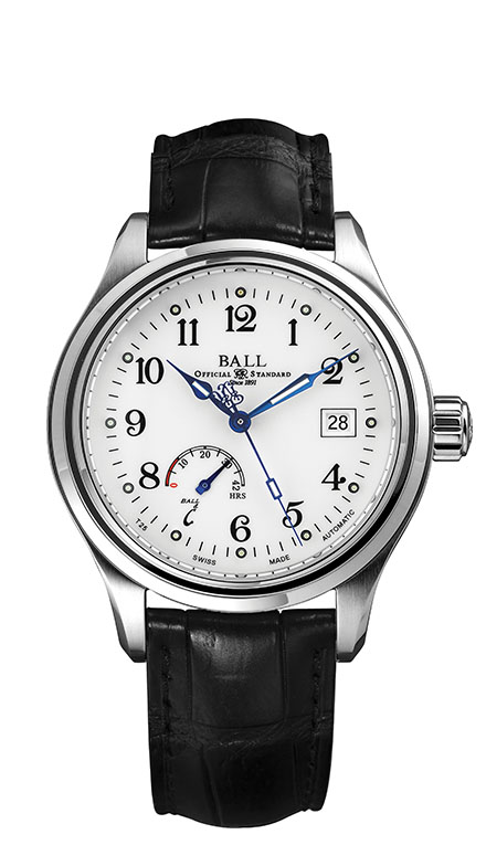 Ball Trainmaster Power Reserve